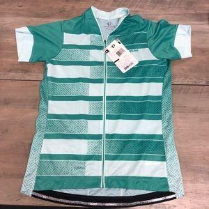 Pearl Izumi Women's MTB LTD Jersey, Green